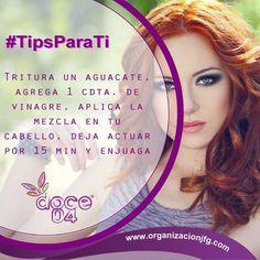 #TipsParaTi | Esta mascarilla natural evitará que tu tinte se caiga #Hair #Beautiful #doce04 #slippers