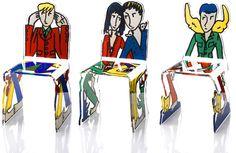 plexi chairs ;)
