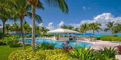 Bahama Beach Club Resort - The resort has two fresh water pools and an in-pool bar. (Great Abaco Island, The Bahamas)