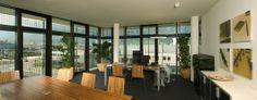 Seminarraum #architecture #interior #commercial Architekt: DI Bernd Ludin, Foto: Gerda Eichholzer