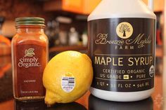 The Master Cleanse Recipe