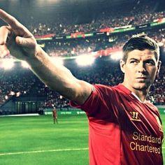 Steven Gerard  Liverpool FC