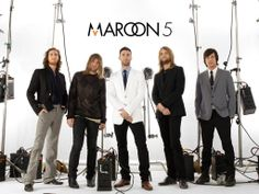 Maroon 5 Running songs
