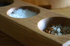 salt and pepper in a bowl - Google Search