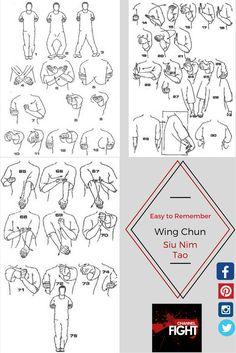 Wing Chun Form Siu Nim Tao / Sil Lim Tau.