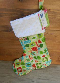 Bas de Noël, bas de Noël personnalisé, Christmas sock, chaussette de Noël, Noël…