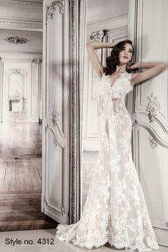 KleinfeldBridal.com: Pnina Tornai: Bridal Gown: 33089491: Sheath: No Waist/Princess Seams