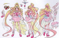 Pretty Cure, Kawaii Cute, Kawaii Anime, Manga Anime, Anime Art, Chibi Marvel, Mermaid Melody, Estilo Anime, Artwork Images