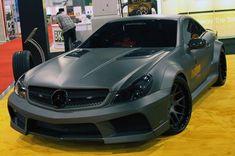 Mercedes-Benz Platinum Motorsports SL 65 AMG