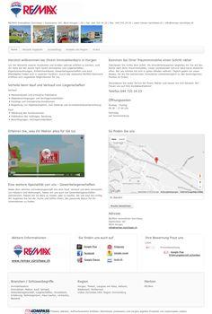 RE/MAX Immobilien Zürichsee, Horgen, Immobilien, Makler, Kauf
