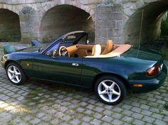BRG (British Racing Green) - BRG Miata - Mazda Miata MX-5 Picture Gallery