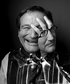 the 2 sides to Robin Williams