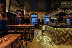 August von Trappe – Belgian Bistro & Bar by Visionary Design Partners…