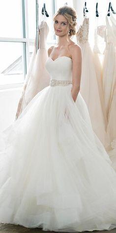 aline strapless sweetheart wedding dresses