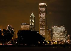 Chicago - the most exciting place (and my birthplace)