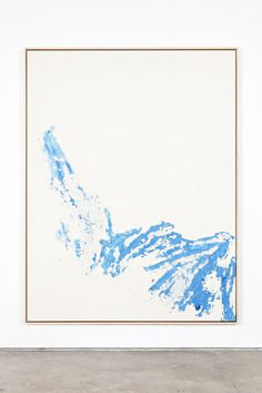 Ann Cathrin November Høibo, Untitled (Dark Blue) 2014