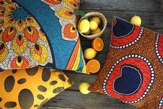 Buy socially conscious cushions from Tanzania (via Melbourne)