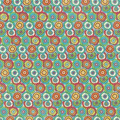 "The front page of ""Kaleidoscope"" from our new collecton, Bohemian Bazaar! #graphic45 #sneakpeeks"