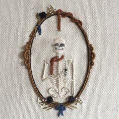 Needlework, Britt Hutchinson