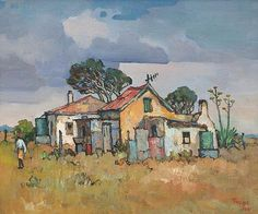 Strauss & Co is South Africa's foremost fine art auction house, we are the global leaders in South African Art. South African Artists, Fine Art Auctions, Watercolor Sketch, Oil On Canvas, Artwork, Painting, Image, Sketching, Live