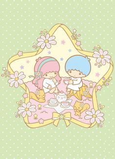 Ĥάνέ ªŊĭŒ Ðάγ — Little Twin Stars Hello Kitty Wallpaper Hd, Hello Kitty Backgrounds, Kawaii Wallpaper, Cute Wallpaper Backgrounds, Cute Wallpapers, Star Illustration, Kawaii Illustration, Hello Kitty Pictures, Kitty Images