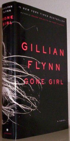Looking forward to the movie! // Gone Girl: Gillian Flynn: 9780297859383: Amazon.com: Books