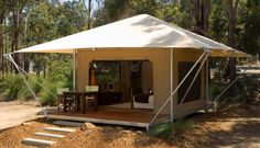 Eco Structures USA - Eco tent