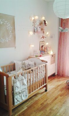 Baby girl's nursery under construction.Need a carpet and not so sure about the curtains