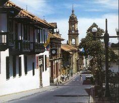 La Candelaria, Bogotá D.C., Colombia