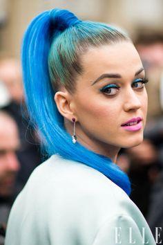 Katy Perry at Paris Fashion Week  Photo:Adam Katz Sinding/Le 21ème Arrondissement