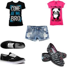 teenage life, created by ravenmckinney on Polyvore