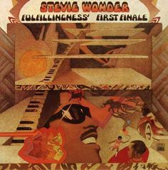 Stevie Wonder - Fulfillingness' First Finale Vinyl Records, CDs and LPs