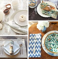 Annie's Tip of the Week: Tops in Tabletops | Fresh American Style