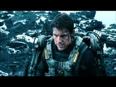 Edge of Tomorrow - tom cruise Edge Of Tomorrow, Epic Movie, Alien Races, Event Photos, Official Trailer, Tom Cruise, Jon Snow, Behind The Scenes, All About Time