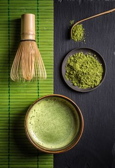 A Matcha Made in Heaven. If you're looking for an energy boost that's also packed with antioxidants and chlorophyll, matcha is your drink. Try our recipe for Matcha Tea Coconut Latte, a creamy treat that's too good to miss. Coconut Latte Recipe, What Is Matcha, Matcha Tea Benefits, Tea Culture, Japanese Tea Ceremony, Green Powder, Drinking Tea, Holistic Nutrition, Nutrition Guide