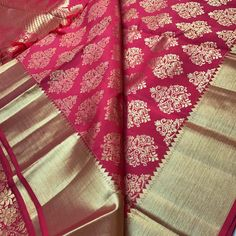 "174 Likes, 10 Comments - Casipillai Designer Collection (@casipillaidesignercollection) on Instagram: ""Back in stock  Every Kanchipuram silk saree is amongst the most superior silks in the world…"""