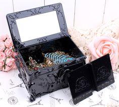 Бесплатная доставка настольных флип бумажные салфетки коробка для ювелирных изделий шкатулки макияж коробка, принадлежащий категории Коробки и лотки для хранения и относящийся к Для дома и сада на сайте AliExpress.com | Alibaba Group