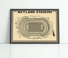 Home page stadium blueprint company stadium blueprint company print of vintage neyland stadium blueprint on photo photo matte paper or canvas nfl hanging malvernweather Choice Image