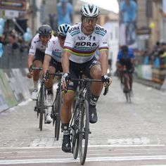 2nd place for Peter Sagan after stage 5 Tirreno Adriatico 2018 @bettiniphoto
