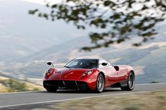 Huarya is one of the world's fastest, most advanced, and arguably most exclusive supercars