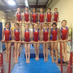 Everyone wanted to practice at the same time :)! Gymnastics is fun! Types Of Gymnastics, Gymnastics Clubs, Gymnastics Poses, Amazing Gymnastics, Gymnastics Photography, Gymnastics Pictures, Sport Photography, Photography Ideas, Gym Photos
