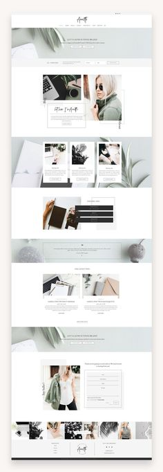 Annette Pro is a beautiful, modern, and sleek WordPress Theme for bloggers and other business owners.