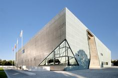 Muzeum Historii Żydów Polskich, Warszawa, Rainer Mahlamäki oraz Kuryłowicz & Associates