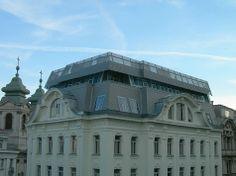 Büro für Architektur, Dachgeschoßausbau, Mariahilferstraße, Wien 6, Architekt DI Lutter ZT GmbH, Österreich