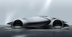 Porsche-X Future concept on Behance
