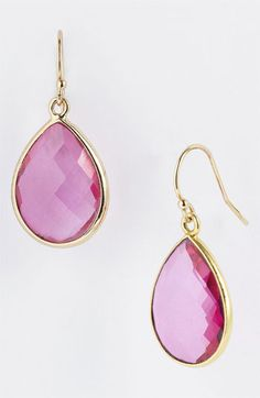 Candy Teardrop Earrings