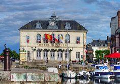 ROLY0450 - Mairie d'Honfleur Normandie France