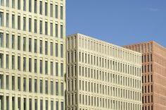 Gallery of City of Justice Barcelona & L'Hospitalet de Llobregat / b720 Fermín Vázquez Arquitectos + David Chipperfield - 7