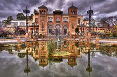 Seville&Simetry. Pabellon mudéjar