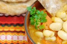 Bob chorba (white beans soup)